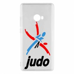 Чохол для Xiaomi Mi Note 2 Judo Logo - FatLine