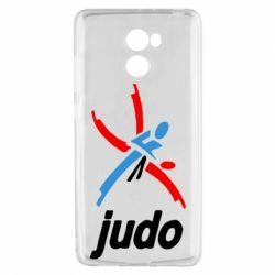 Чохол для Xiaomi Redmi 4 Judo Logo - FatLine