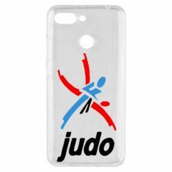 Чохол для Xiaomi Redmi 6 Judo Logo - FatLine