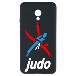 Чохол для Meizu M5 Judo Logo - FatLine