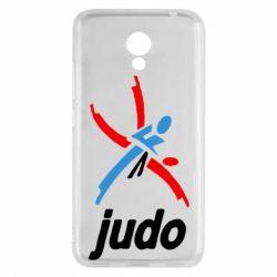 Чохол для Meizu M5c Judo Logo - FatLine