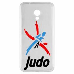 Чохол для Meizu M5s Judo Logo - FatLine
