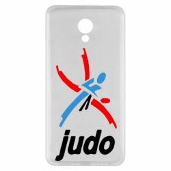 Чохол для Meizu M5 Note Judo Logo - FatLine
