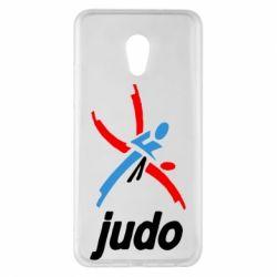 Чохол для Meizu Pro 6 Plus Judo Logo - FatLine