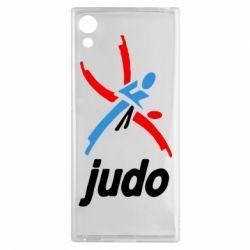 Чохол для Sony Xperia XA1 Judo Logo - FatLine