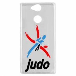 Чохол для Sony Xperia XA2 Judo Logo - FatLine
