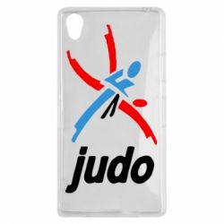 Чохол для Sony Xperia Z1 Judo Logo - FatLine