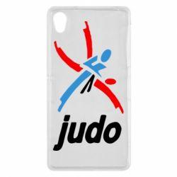 Чохол для Sony Xperia Z2 Judo Logo - FatLine