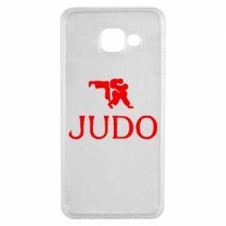 Чехол для Samsung A3 2016 Judo