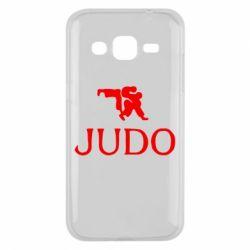 Чехол для Samsung J2 2015 Judo