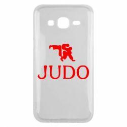Чехол для Samsung J5 2015 Judo