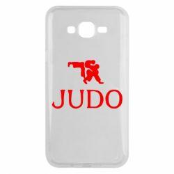 Чехол для Samsung J7 2015 Judo