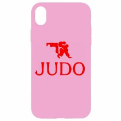 Чехол для iPhone XR Judo