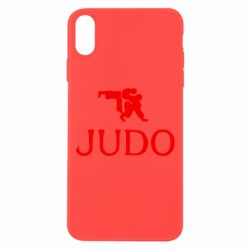 Чехол для iPhone Xs Max Judo