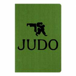 Блокнот А5 Judo