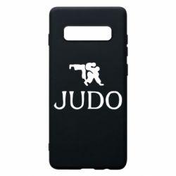 Чехол для Samsung S10+ Judo