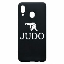 Чехол для Samsung A20 Judo