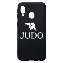 Чехол для Samsung A40 Judo