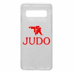 Чехол для Samsung S10 Judo