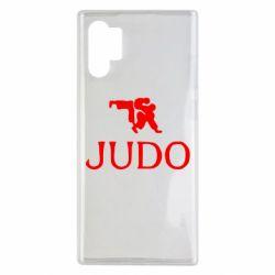 Чехол для Samsung Note 10 Plus Judo