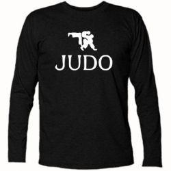Футболка с длинным рукавом Judo - FatLine