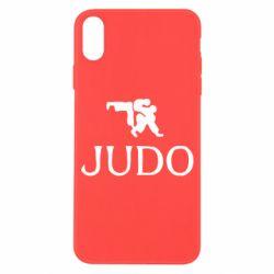 Чехол для iPhone X/Xs Judo
