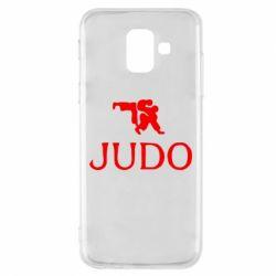 Чехол для Samsung A6 2018 Judo