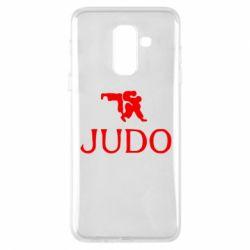 Чехол для Samsung A6+ 2018 Judo
