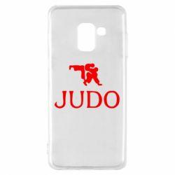 Чехол для Samsung A8 2018 Judo