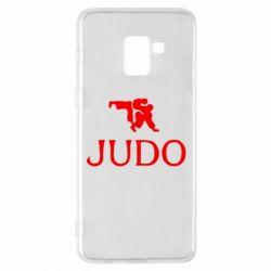 Чехол для Samsung A8+ 2018 Judo