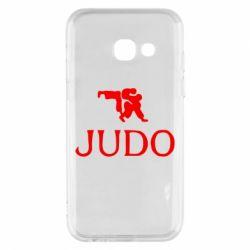 Чехол для Samsung A3 2017 Judo