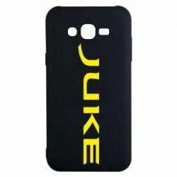 Чохол для Samsung J7 2015 Juke - FatLine