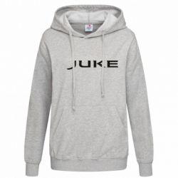 Женская толстовка Juke - FatLine