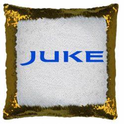 Подушка-хамелеон Juke