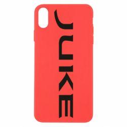 Чехол для iPhone X/Xs Juke