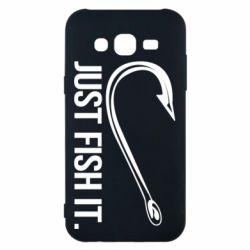 Чохол для Samsung J5 2015 Just Fish It
