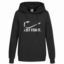 Толстовка жіноча Just Fish It