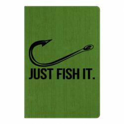 Блокнот А5 Just Fish It