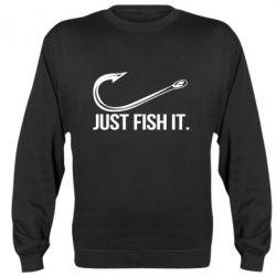 Реглан (світшот) Just Fish It