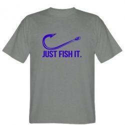 Чоловіча футболка Just Fish It