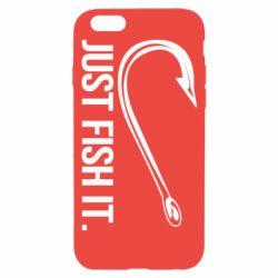 Чохол для iPhone 6/6S Just Fish It
