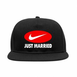 Снепбек Just Married - FatLine