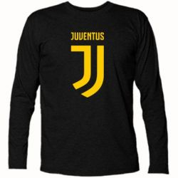 Футболка с длинным рукавом Juventus Logo
