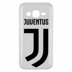 Чехол для Samsung J2 2015 Juventus Logo