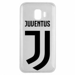 Чехол для Samsung J2 2018 Juventus Logo
