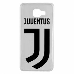 Чехол для Samsung A7 2016 Juventus Logo