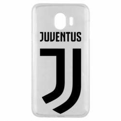 Чехол для Samsung J4 Juventus Logo