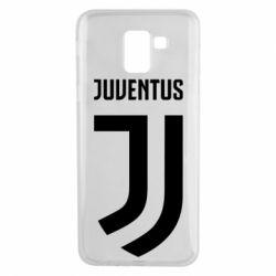 Чехол для Samsung J6 Juventus Logo