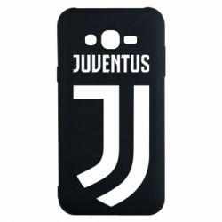 Чехол для Samsung J7 2015 Juventus Logo