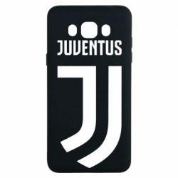 Чехол для Samsung J7 2016 Juventus Logo